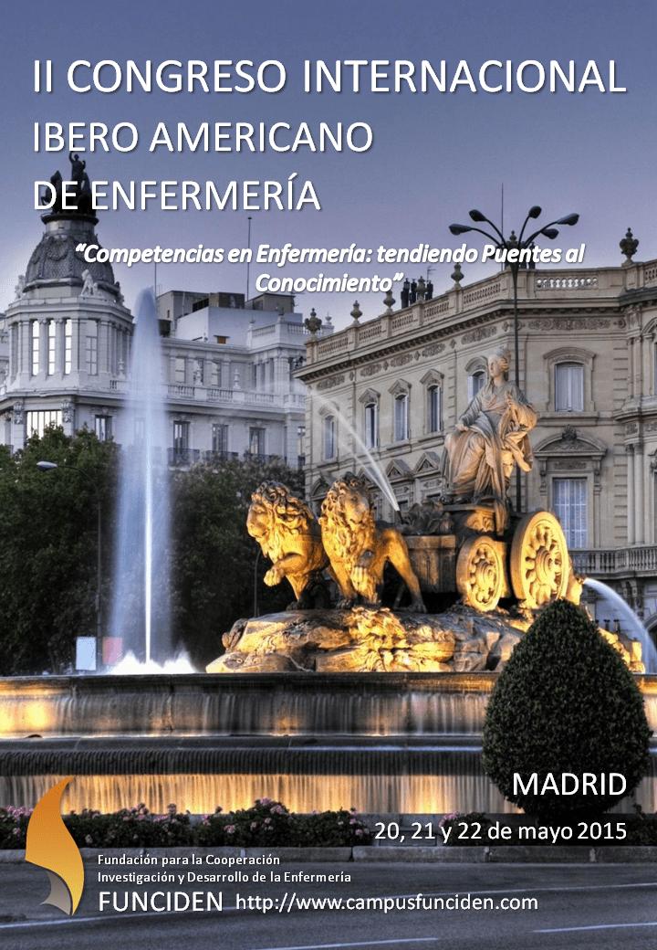 II Congreso Internacional Ibero Americano de Enfermería 2015