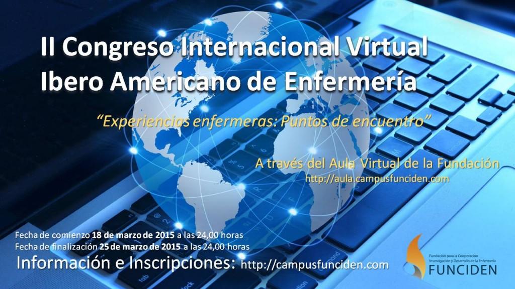 II Congreso Internacional Virtual Ibero Americano de Enfermería