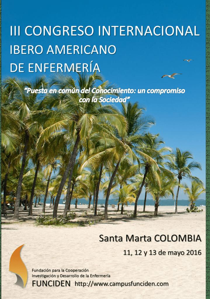 III Congreso Internacional Ibero Americano de Enfermería 2016