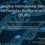 Congreso virtual TCAE 2019