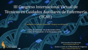 Congreso virtual TCAE 2019