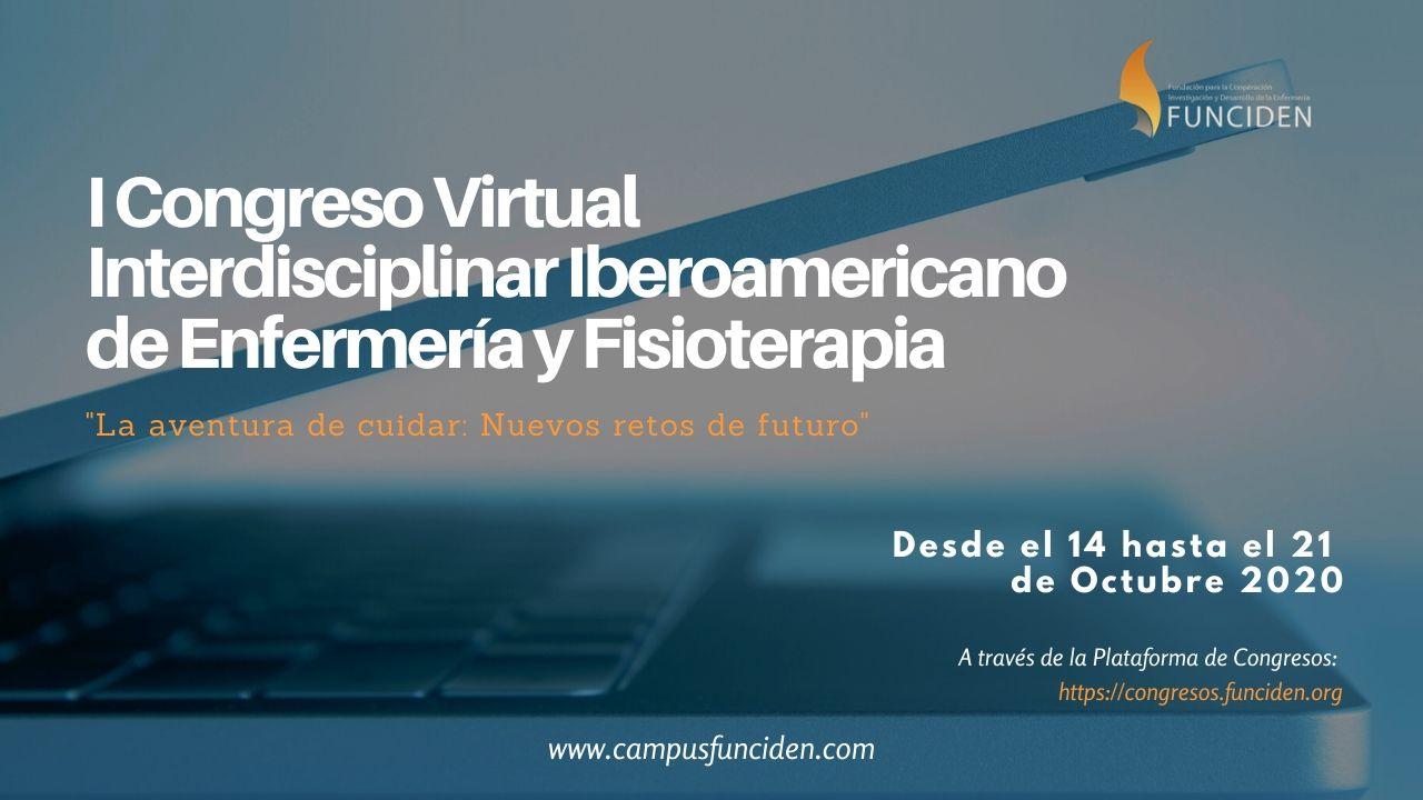 I Congreso Virtual de Enfermería y Fisioterapia 2020 @ ONLINE
